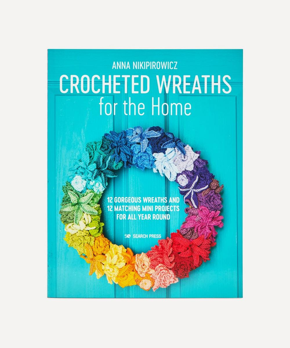 Search Press - Crocheted Wreaths for the Home
