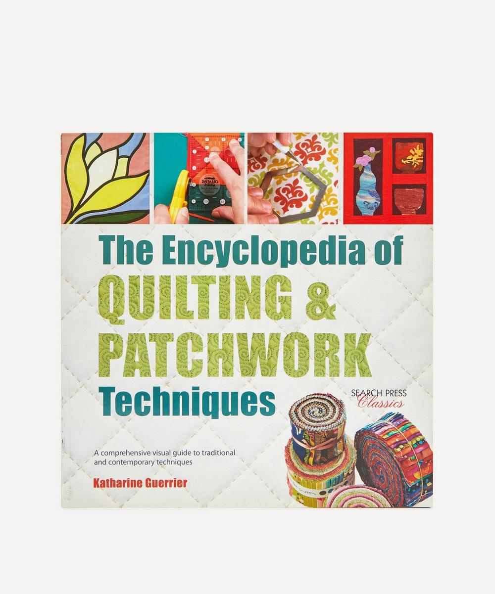 Search Press - The Encyclopedia of Quilting & Patchwork Techniques