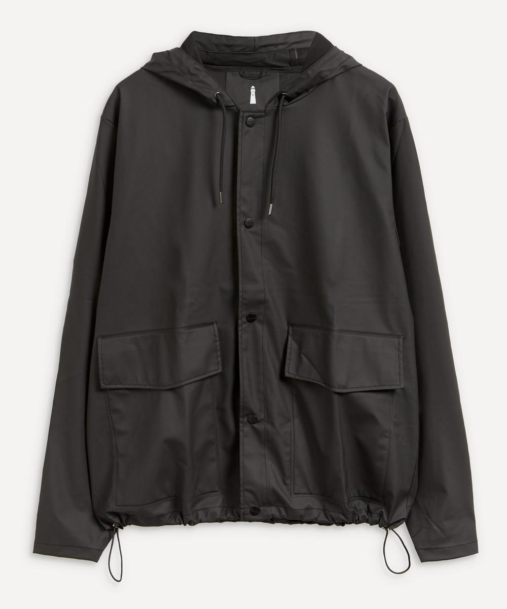 RAINS - Short Hooded Coat