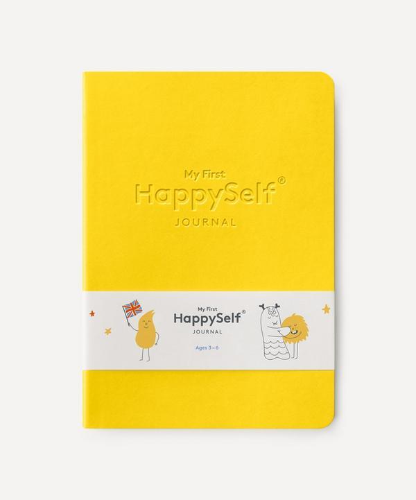 The HappySelf Journal - My First HappySelf Journal