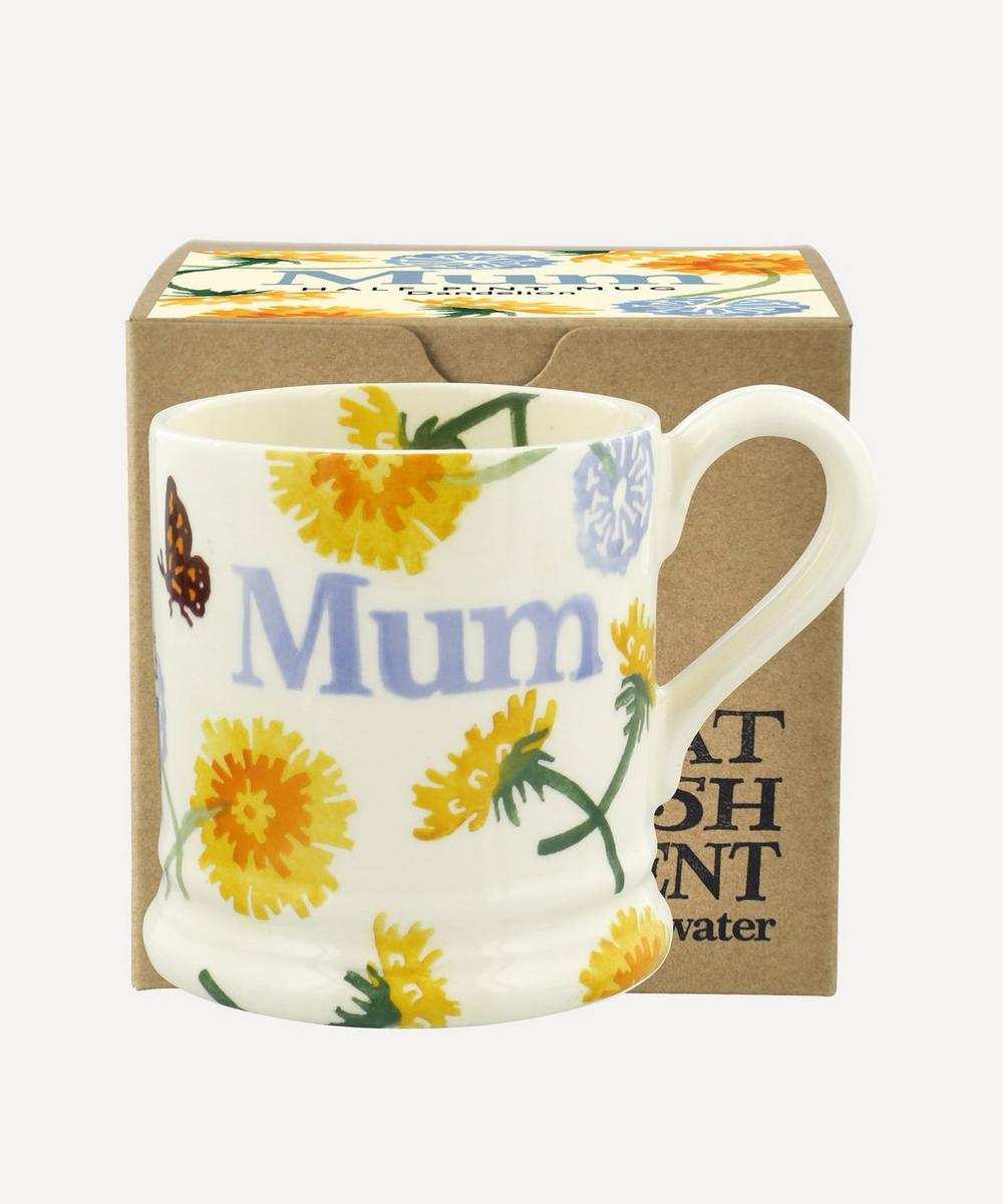 Emma Bridgewater - Dandelion Mum Boxed Half-Pint Mug