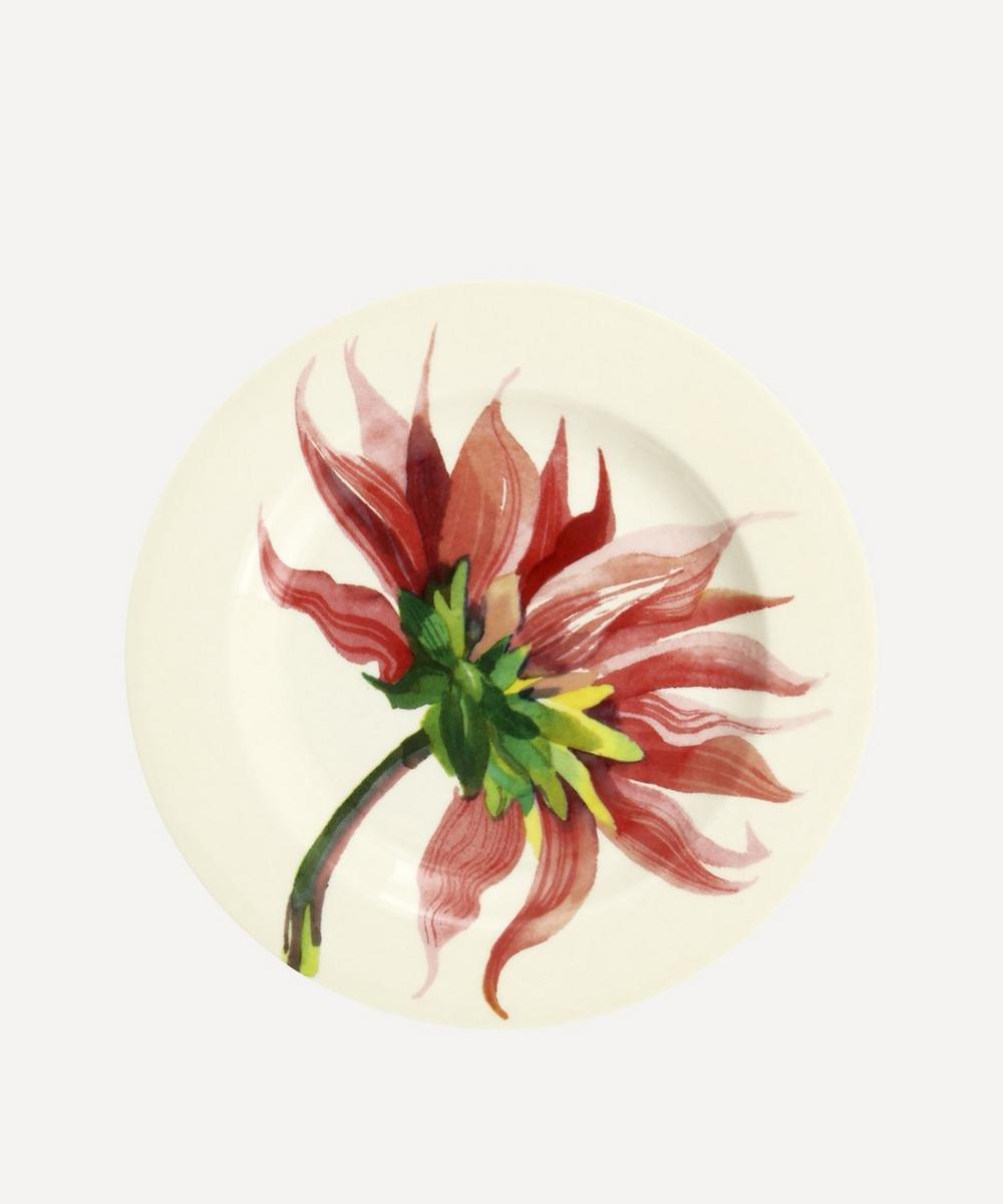 Emma Bridgewater - Flowers Pink Dahlia 6.5-Inch Plate