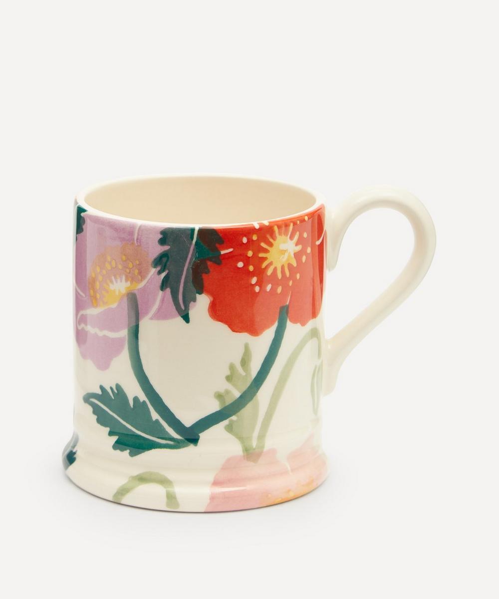 Emma Bridgewater - Bright Poppies Half-Pint Mug