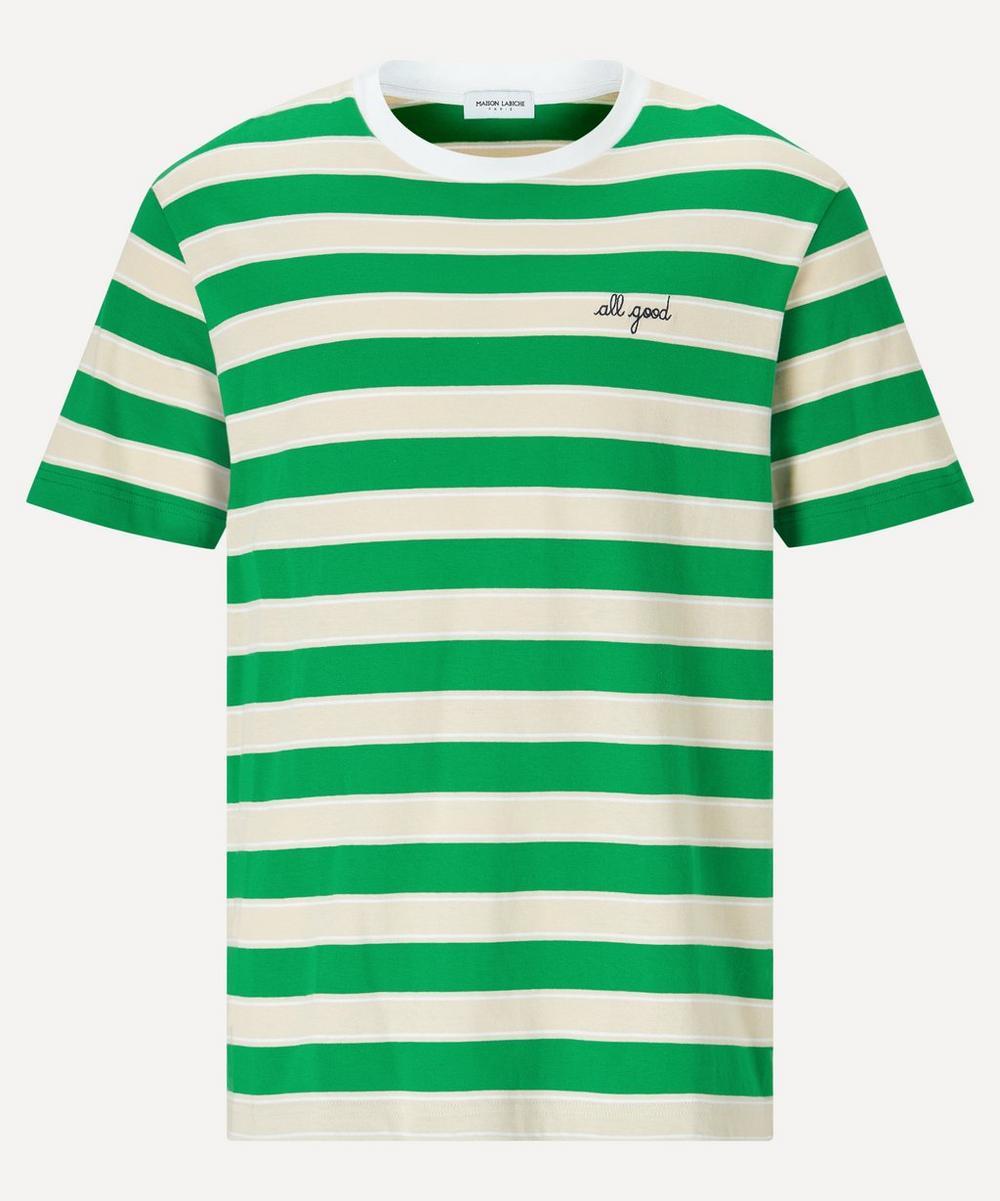 Maison Labiche - All Good Cotton T-Shirt