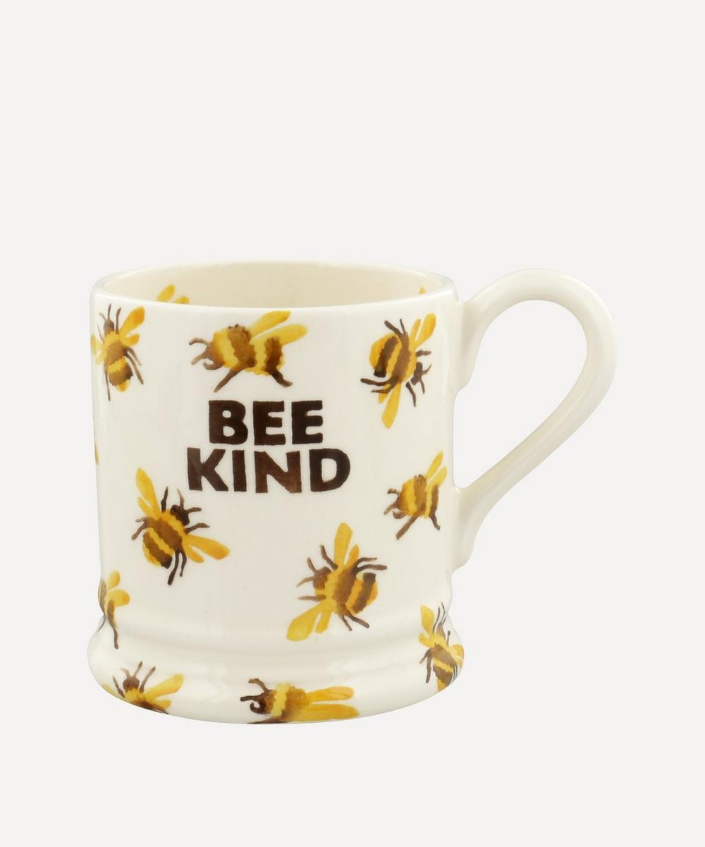 Emma Bridgewater - Bumblebee Bee Kind Half-Pint Mug