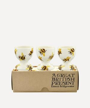 Bumblebee Boxed Egg Cups Set of Three
