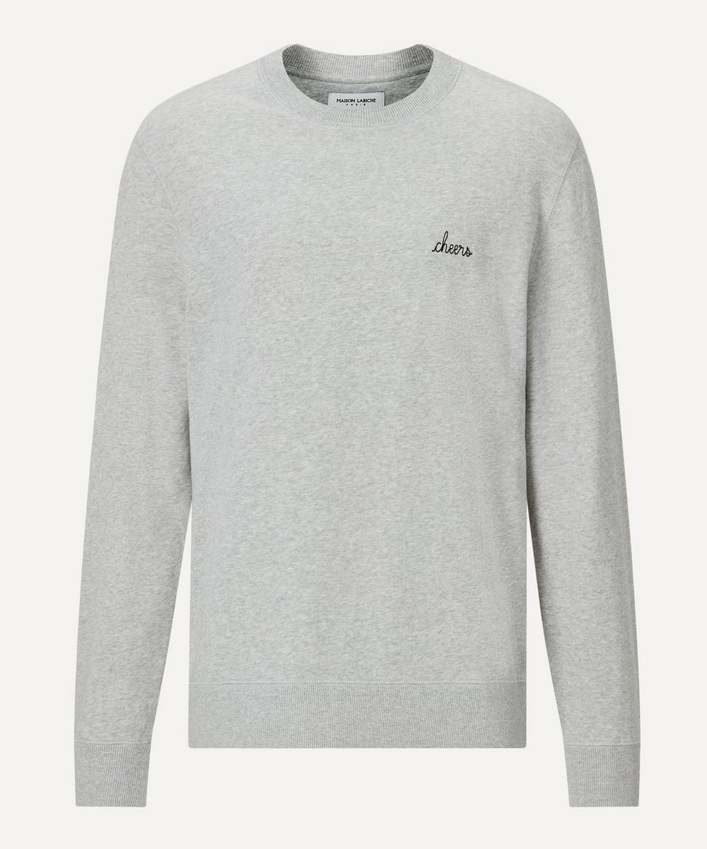 Maison Labiche - Cheers Cotton Sweatshirt