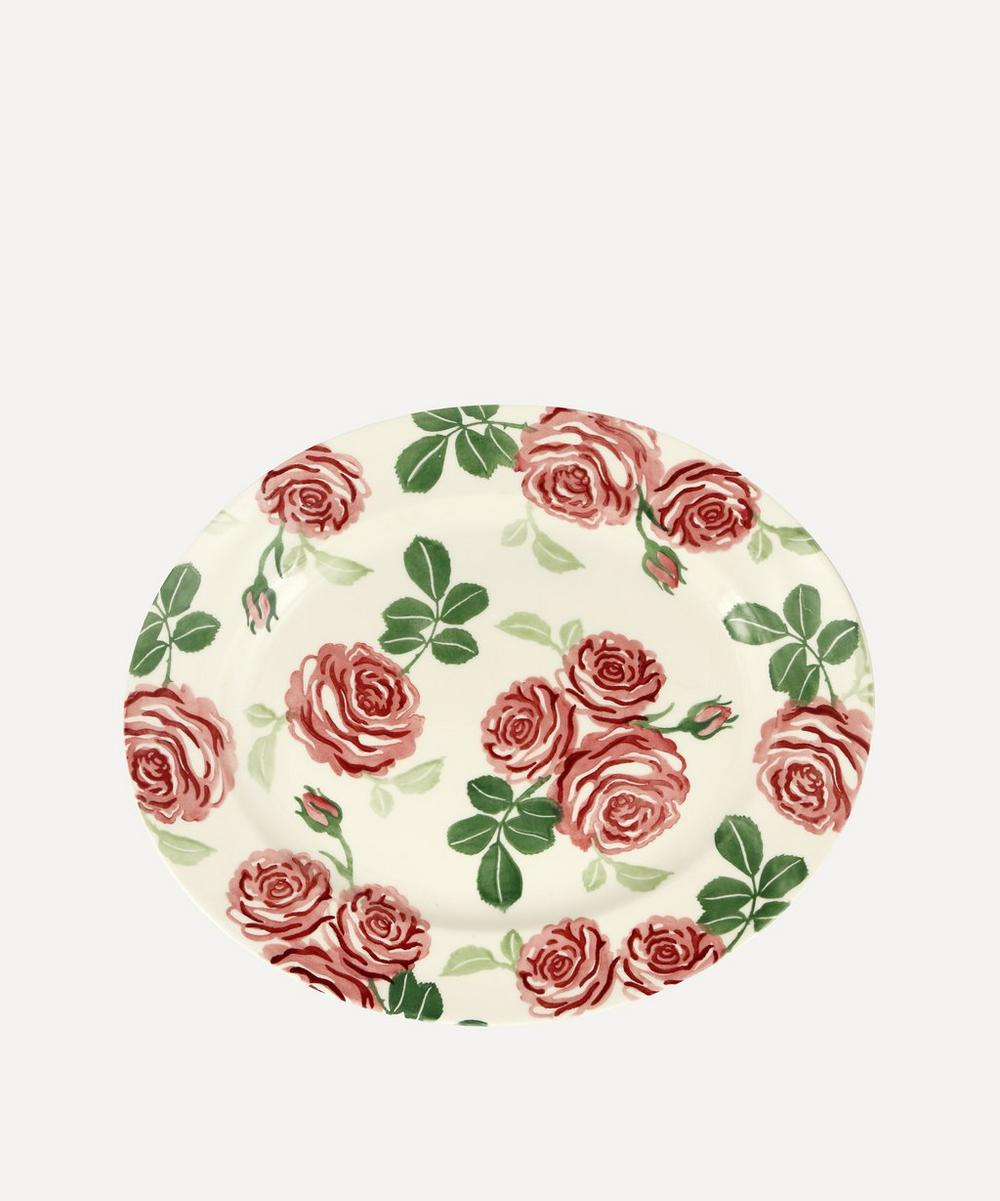 Emma Bridgewater - Pink Roses Medium Oval Platter