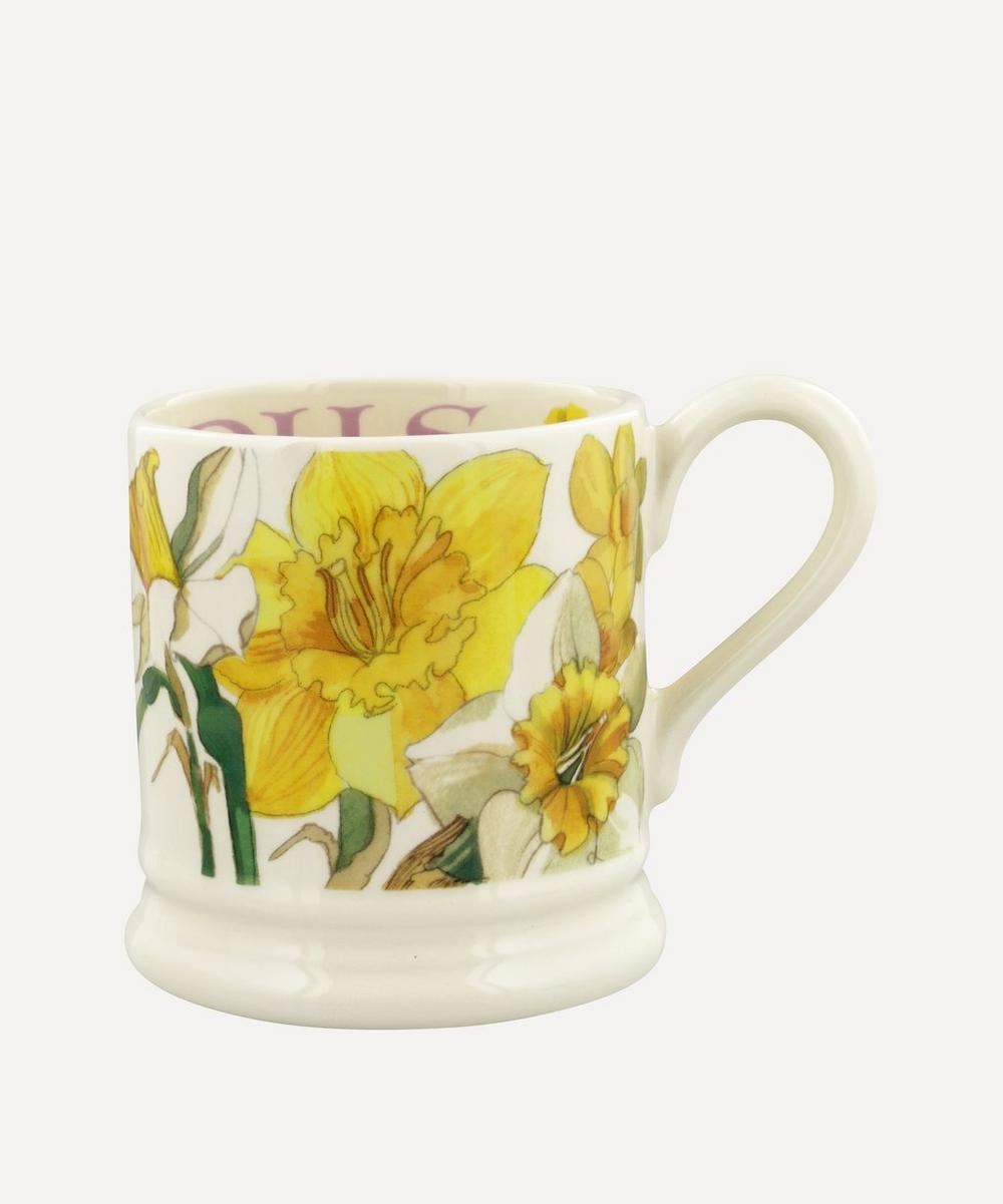 Emma Bridgewater - Flowers Daffodils Half-Pint Mug