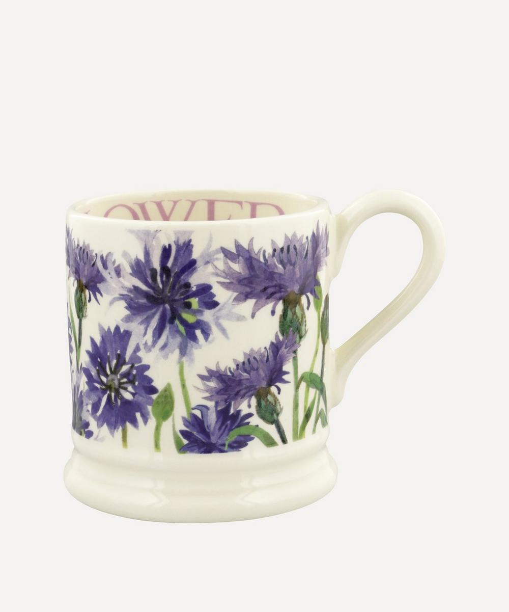 Emma Bridgewater - Flowers Cornflower Half-Pint Mug