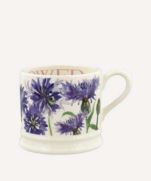 Flowers Cornflower Small Mug