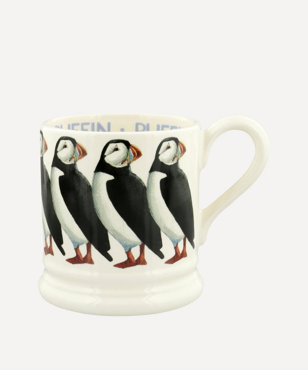 Emma Bridgewater - Birds Puffin Half-Pint Mug
