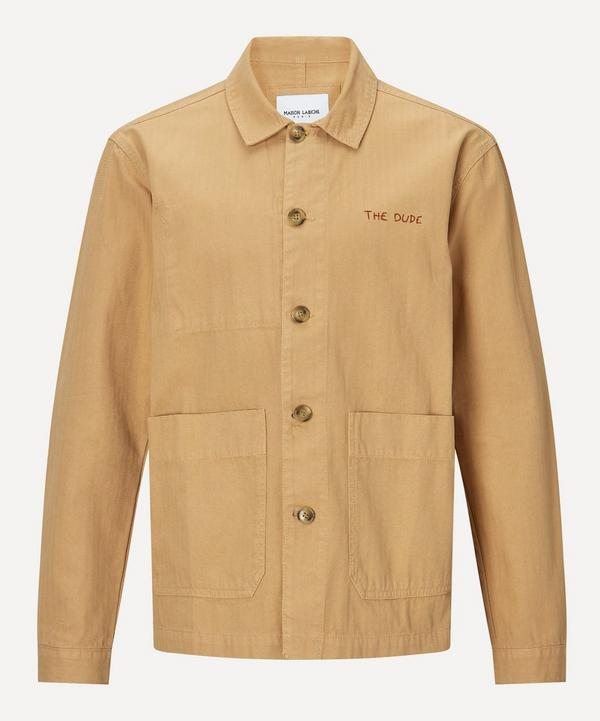 Maison Labiche - The Dude Sebasto Worker Jacket