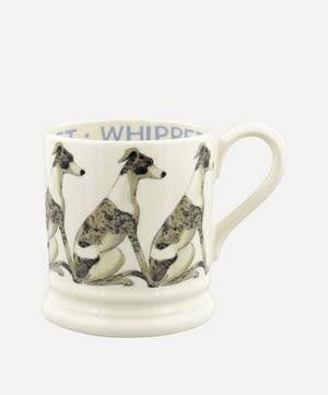 Dogs Whippet Half-Pint Mug