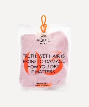 Lisse Luxe Hair Wrap in Desert Rose