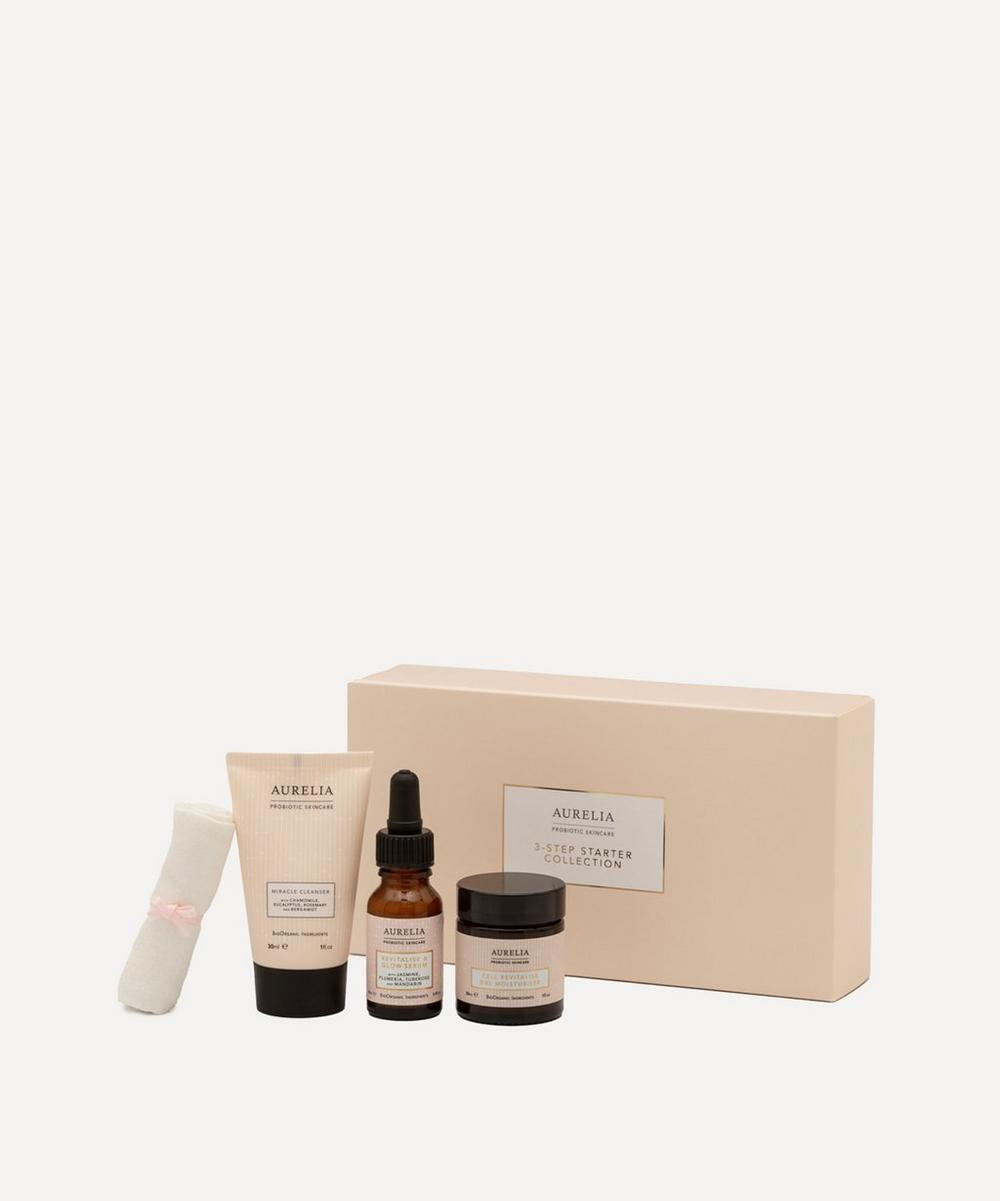 Aurelia Probiotic Skincare - 3-Step Starter Set