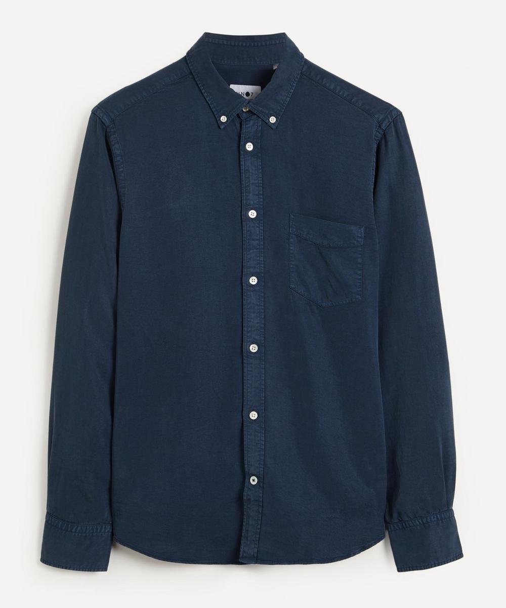 NN07 - Manza Slim 5969 Lyocell Shirt