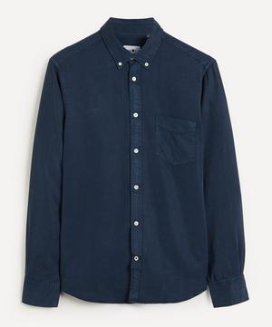 Manza Slim 5969 Lyocell Shirt