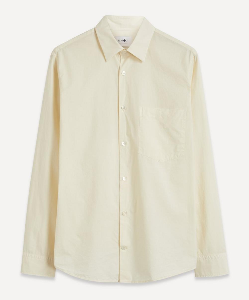 NN07 - Errico 5218 Lyocell-Cotton Shirt