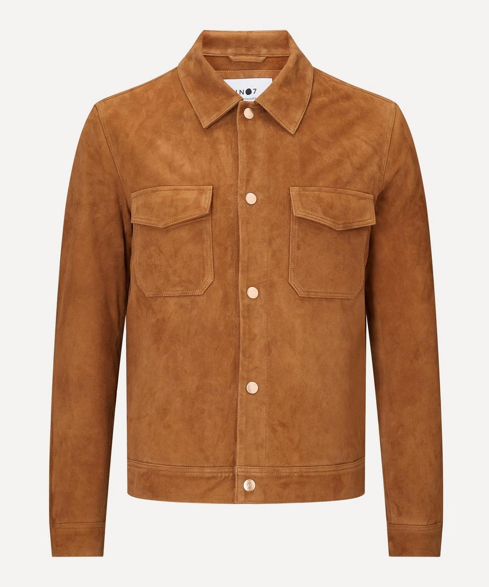 NN07 - 8239 Suede Jacket