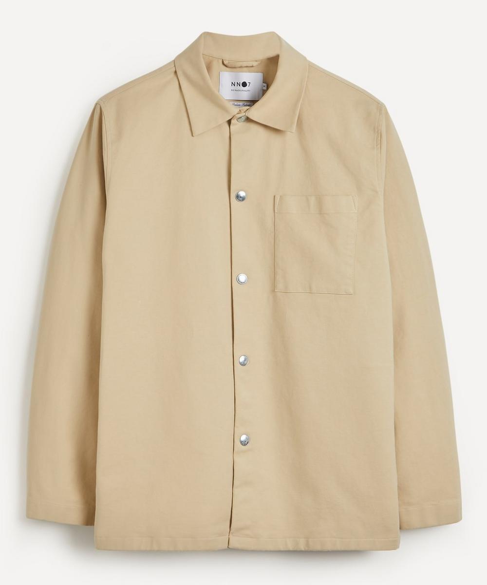 NN07 - Basim 1386 Cotton Overshirt