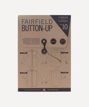 Fairfield Button-Up Shirt Sewing Pattern
