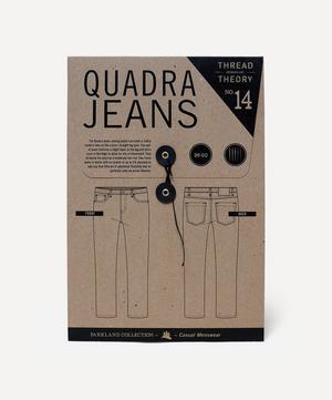 Quadra Jeans Sewing Pattern