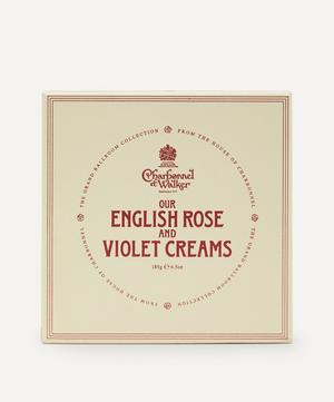 English Rose and Violet Creams Selection Box 185g