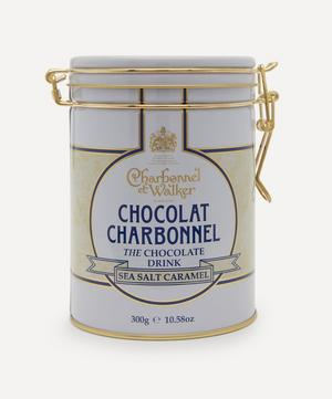 Milk Sea Salt Drinking Chocolate 300g