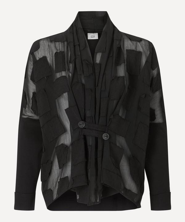 Crea Concept - Sheer Square Jacket