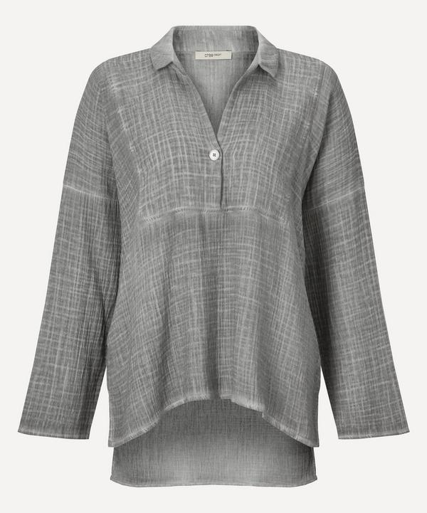 Crea Concept - Oversized Cotton Shirt