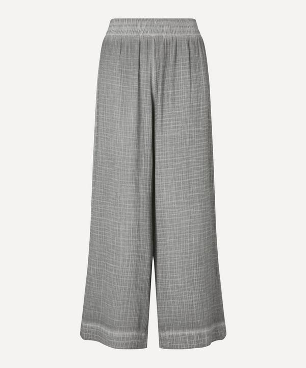 Crea Concept - Cropped Cotton Culottes