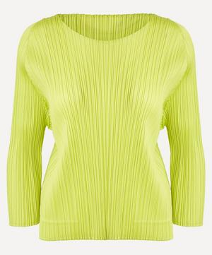 February Monthly Colours Round Neck Top