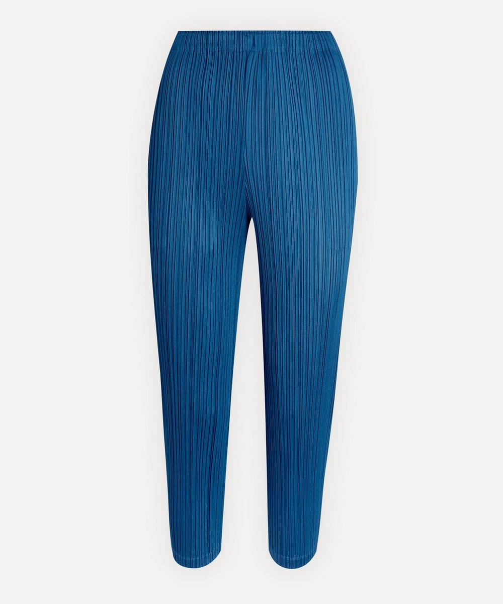 Pleats Please Issey Miyake - February Monthly Colours Trousers