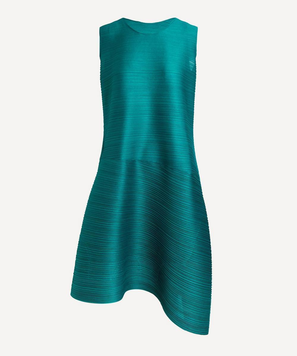 Pleats Please Issey Miyake - Vein Dress
