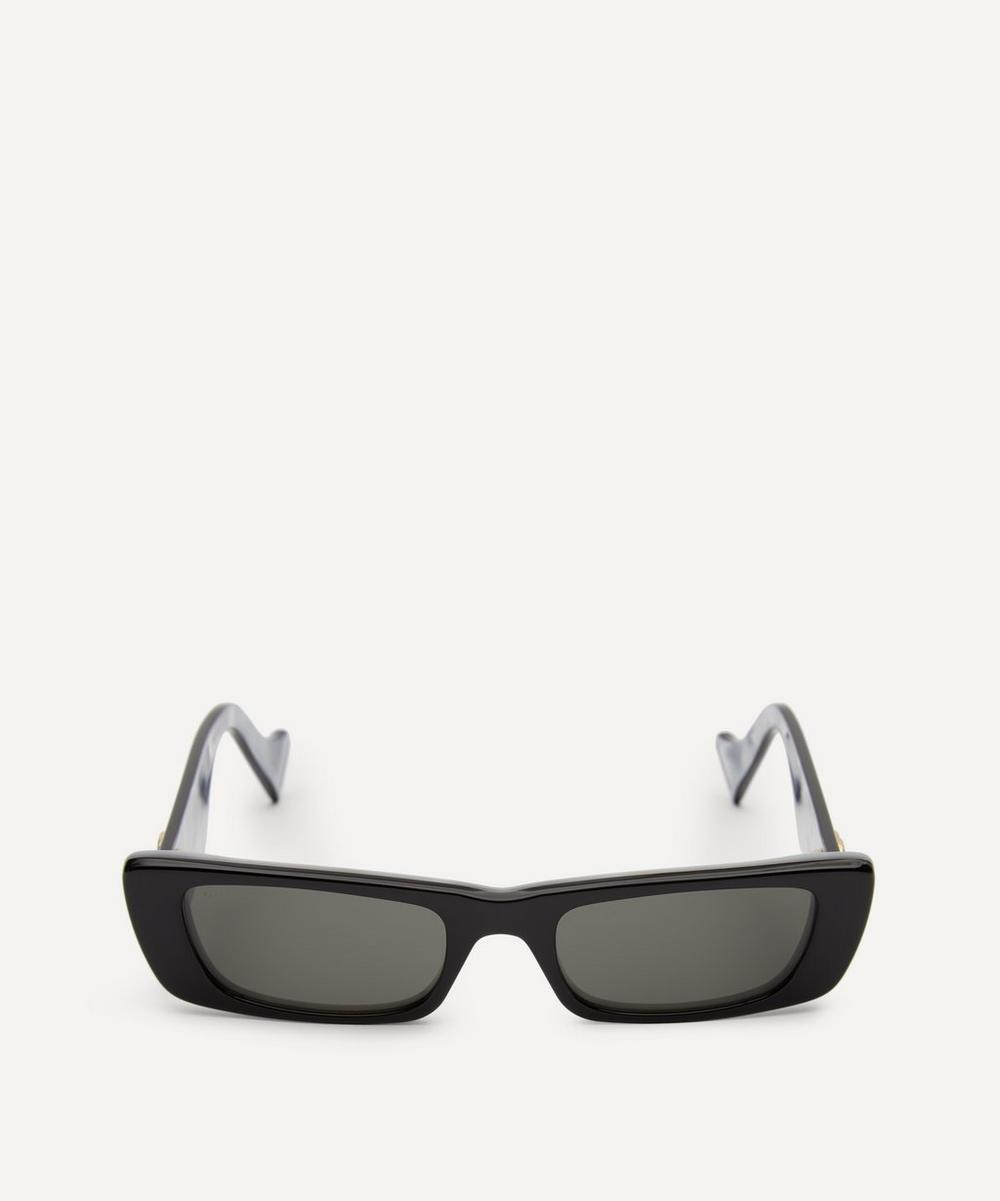 Gucci - Slim Rectangular Sunglasses