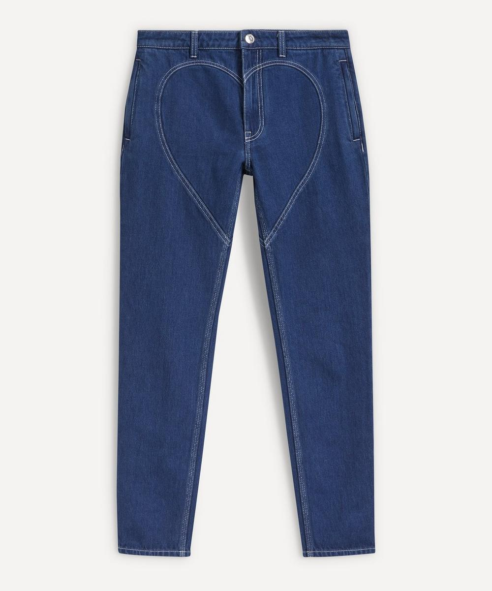 Burberry - Runway Heart Denim Skinny Jeans