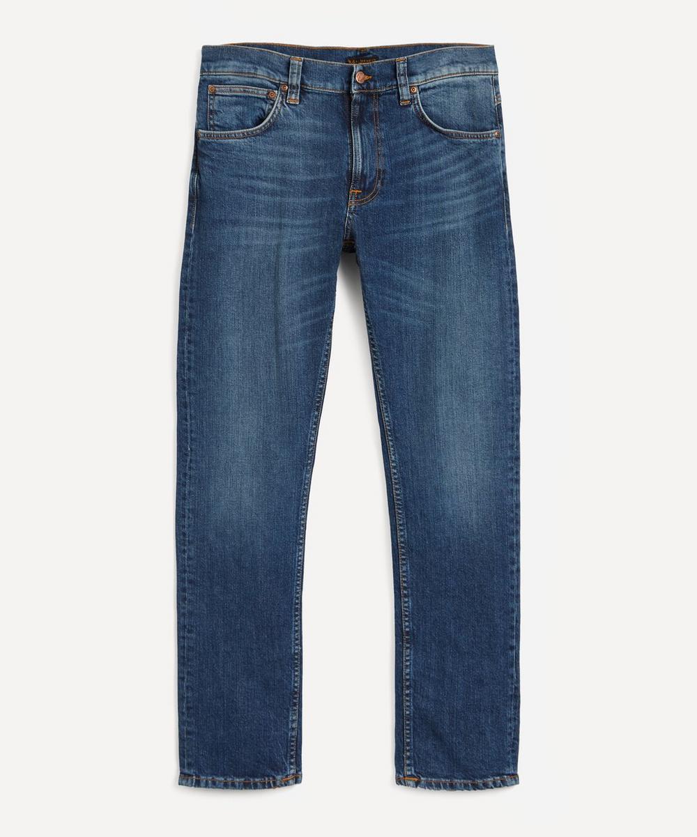 Nudie Jeans - Lean Dean Blue Vibes Jeans