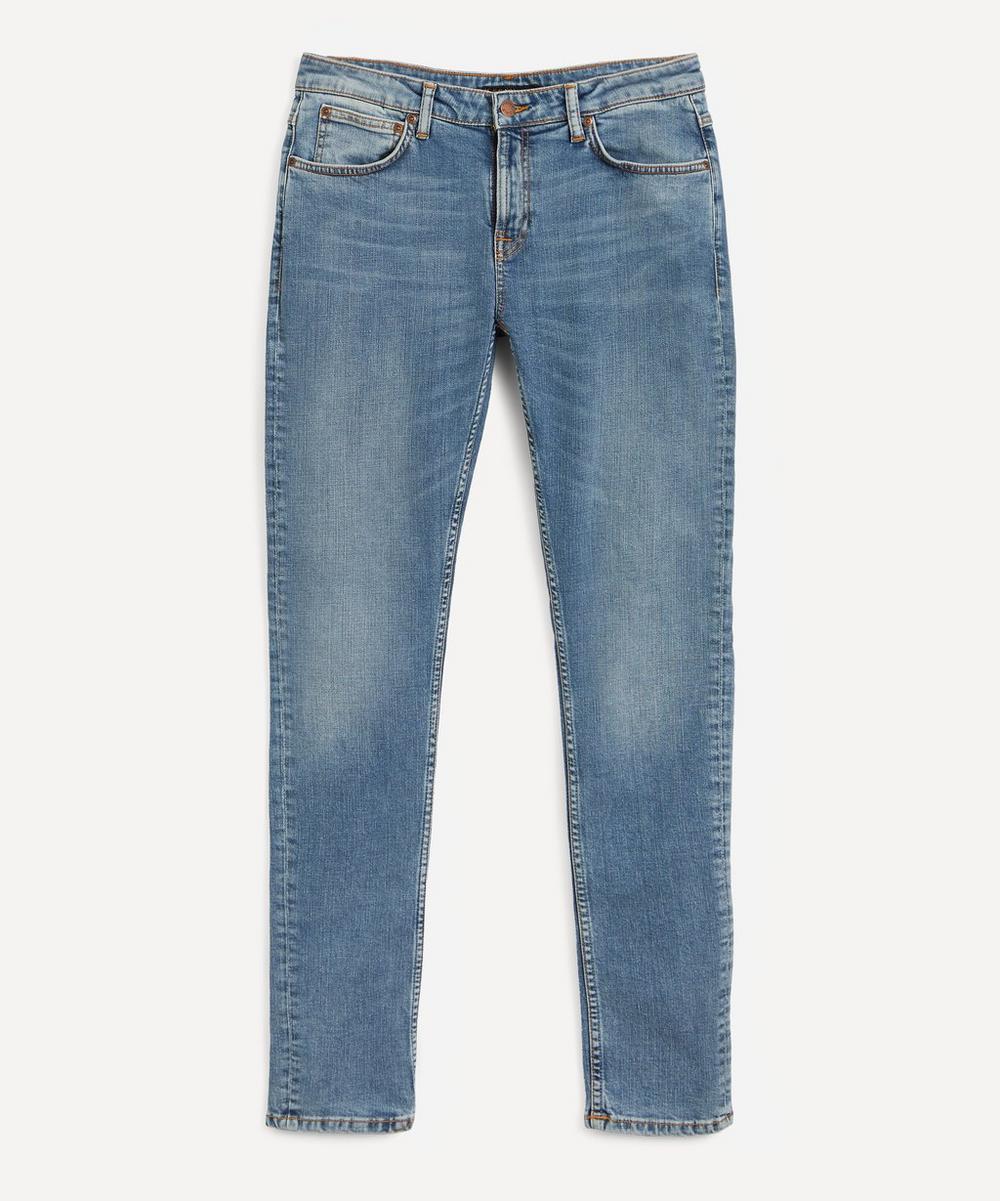 Nudie Jeans - Skinny Lin Blue Horizon Jeans