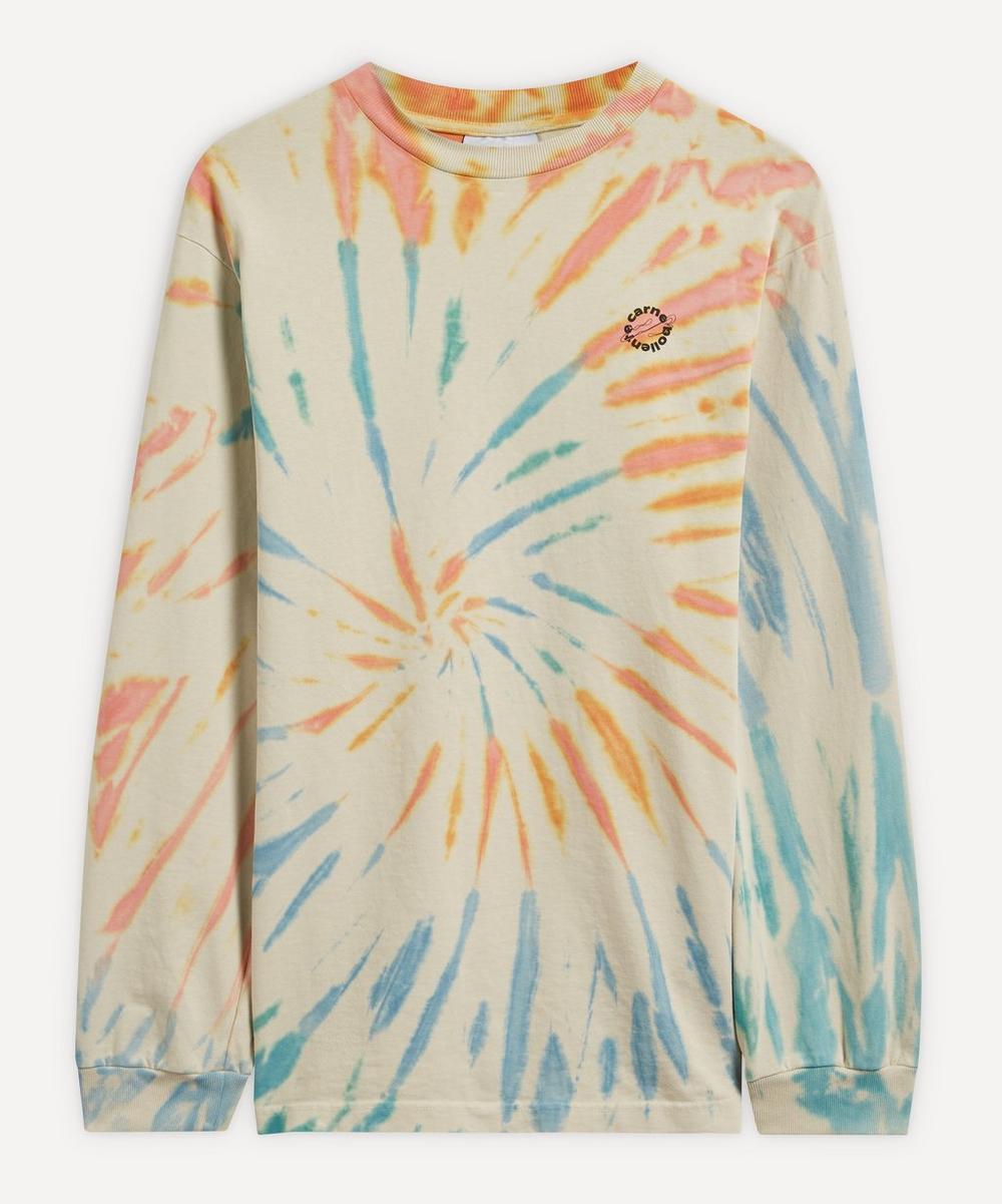 Carne Bollente - Handy Fortunes Tie-Dye T-Shirt