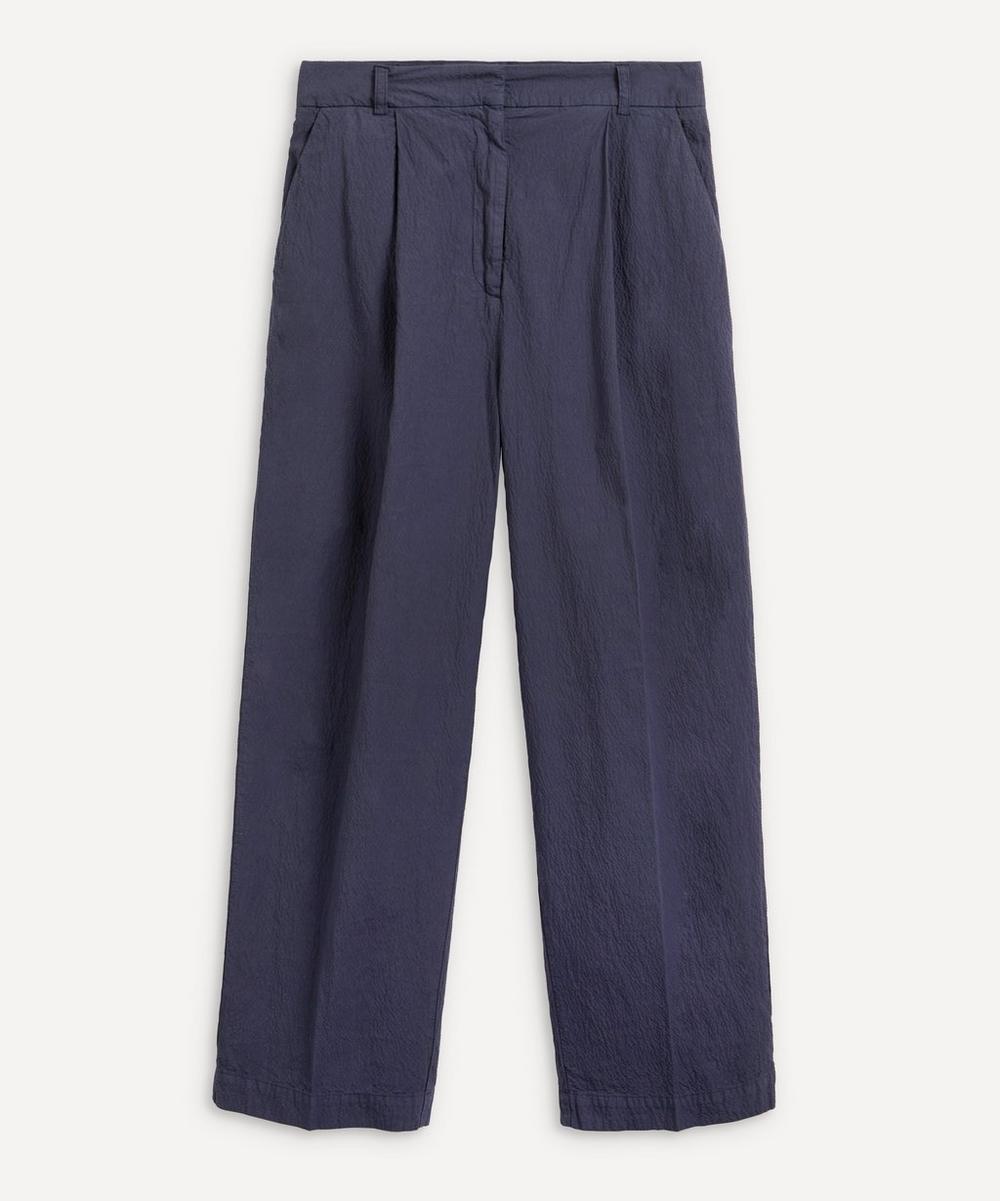 YMC - Market Stretch-Cotton Trousers