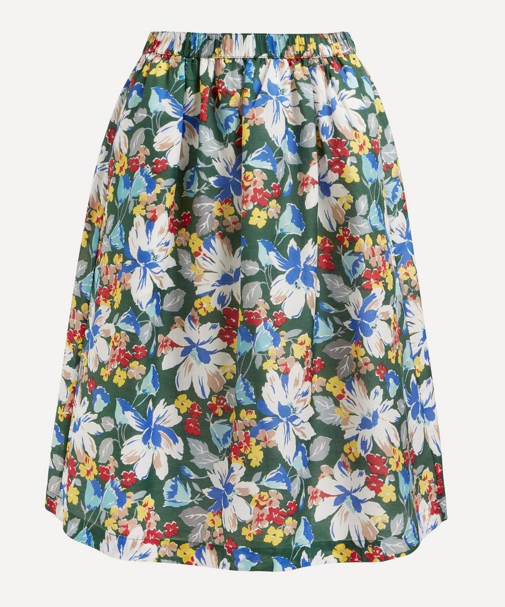 YMC - Frida Floral Skirt