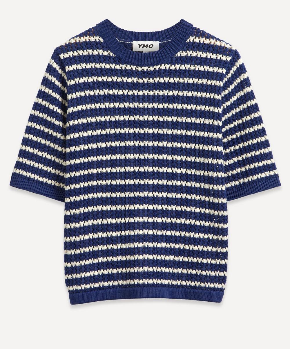YMC - Block Crochet Knit