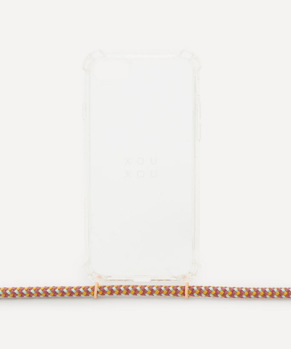 XOUXOU - iPhone 7/8/SE 2020 Basic Phone Case Necklace
