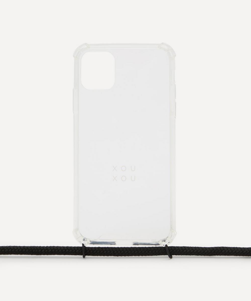 XOUXOU - iPhone 11 Basic Phone Case Necklace