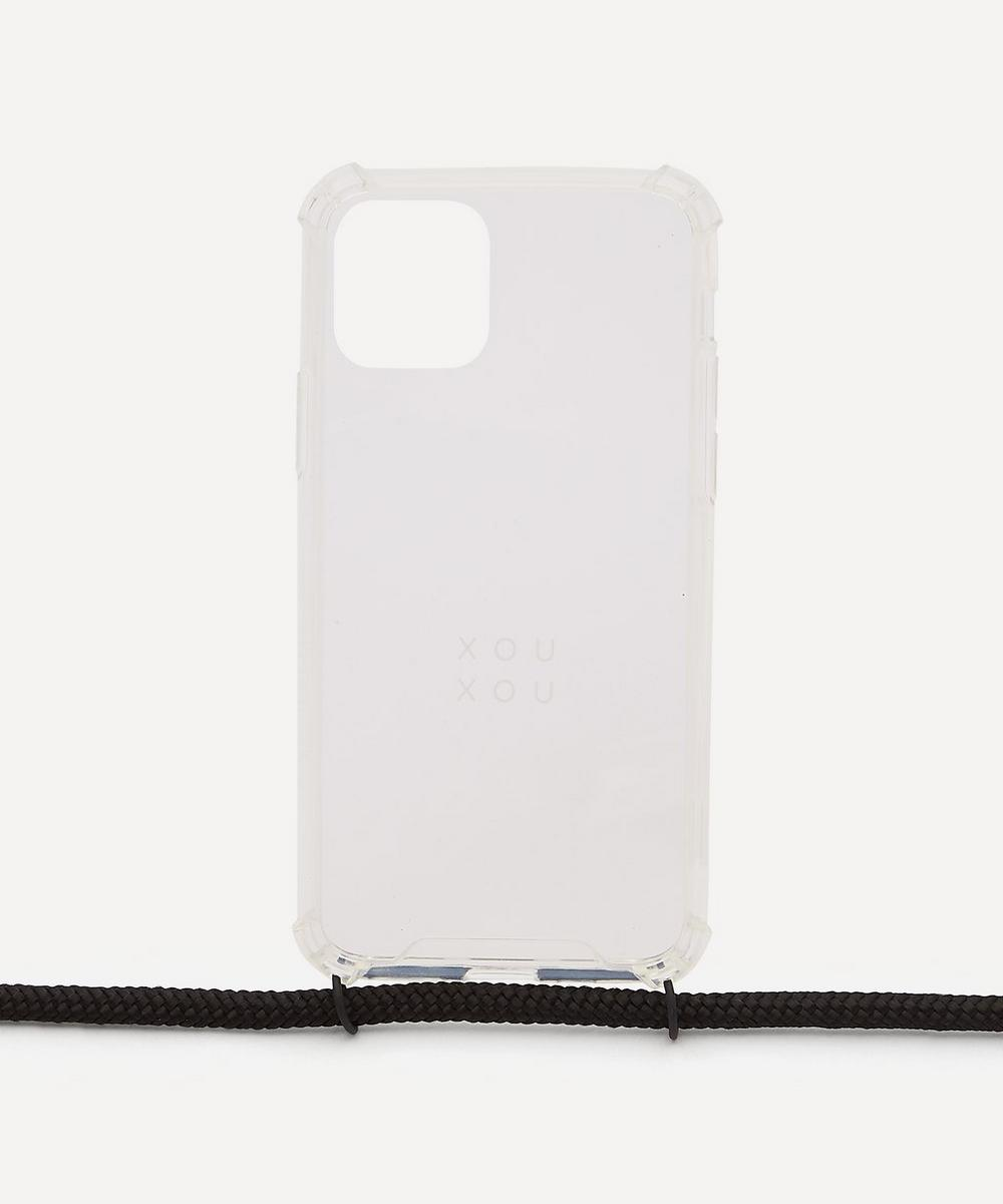 XOUXOU - iPhone 11 Pro Max Basic Phone Case Necklace
