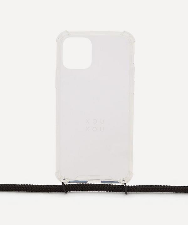 XOUXOU - iPhone 11 Pro Max Basic Phone Case Necklace