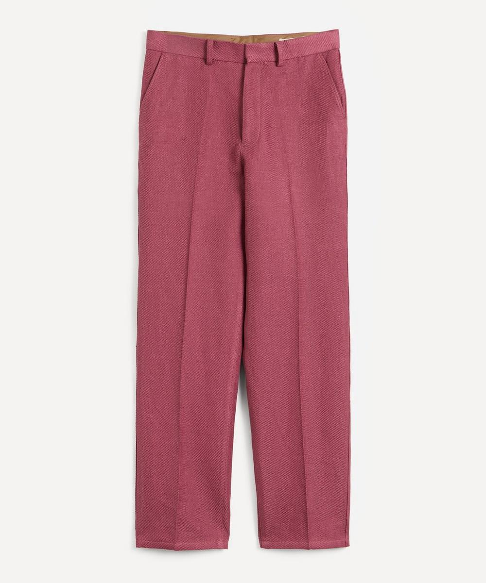 Auralee - Double-Face Trousers