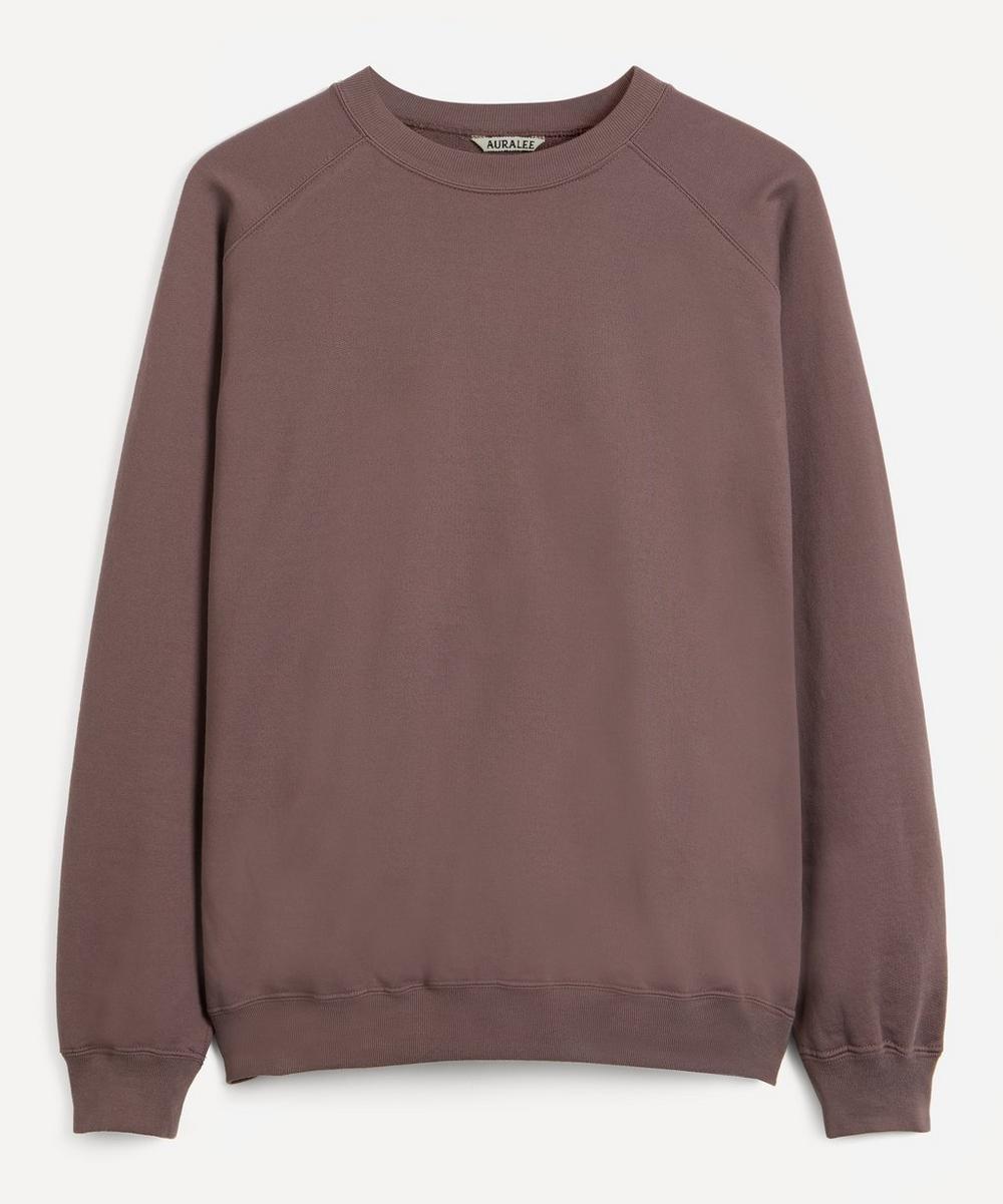 Auralee - Super Soft Big Sweatshirt