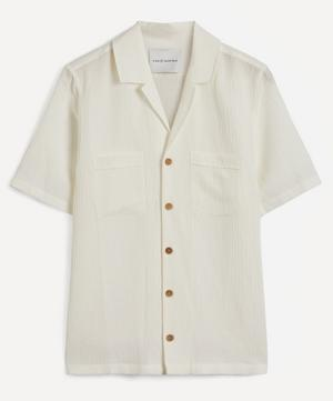 Crinkle Bowling Shirt